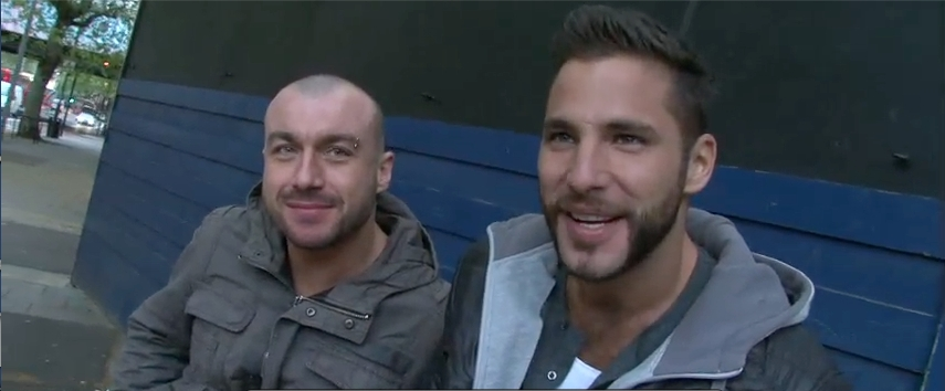 Jonathan Agassi and Thierry Lamasse Share Sex Secrets