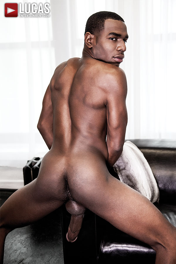 naked model Gay black