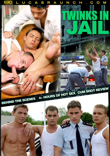 Twinks in Jail Front Cover
