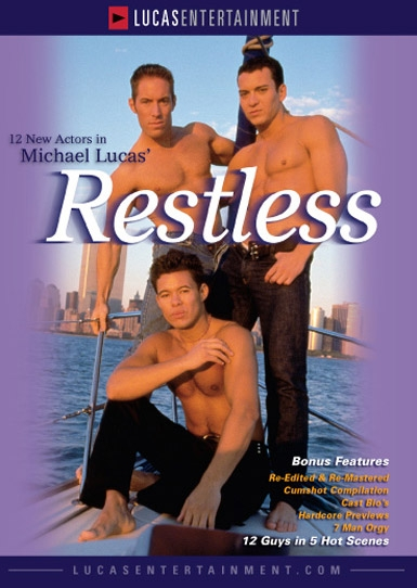 Restless Front Cover