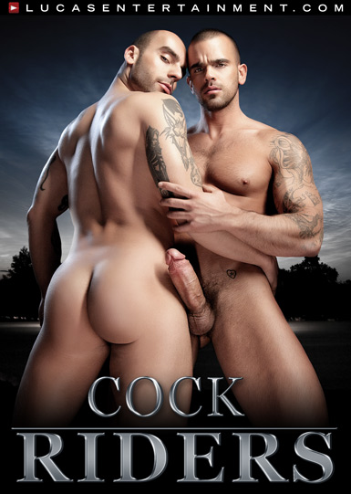 Cock Riders Front Cover
