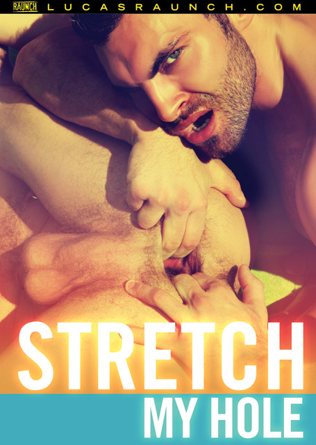 Stretch My Hole Front Cover