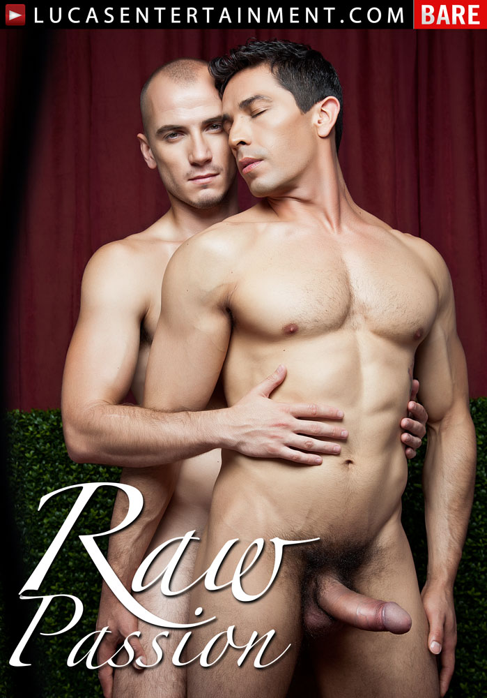 Raw Passion Front Cover