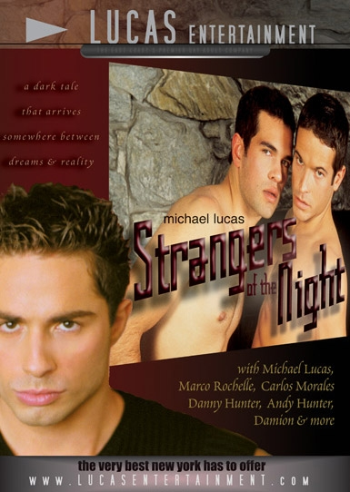 Strangers Of The Night Front Cover