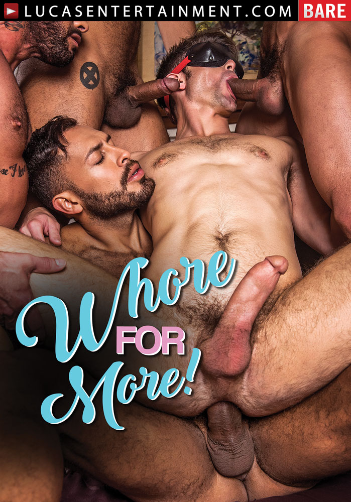 Whore For More Front Cover