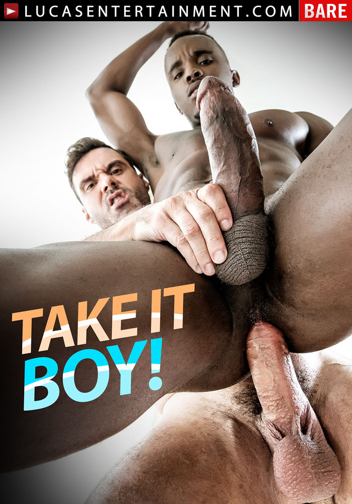 Take It Boy Front Cover