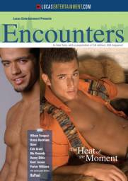 Encounters 1: In the Heat of the Moment Front Cover