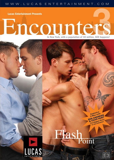 Encounters 3: Flash Point Front Cover