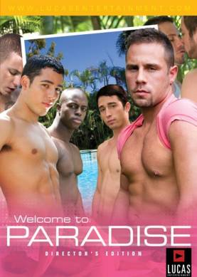 Welcome to Paradise Front Cover