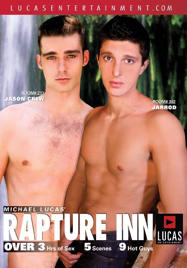 Rapture Inn Front Cover