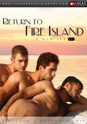 Return to Fire Island: Director's Cut Front Cover