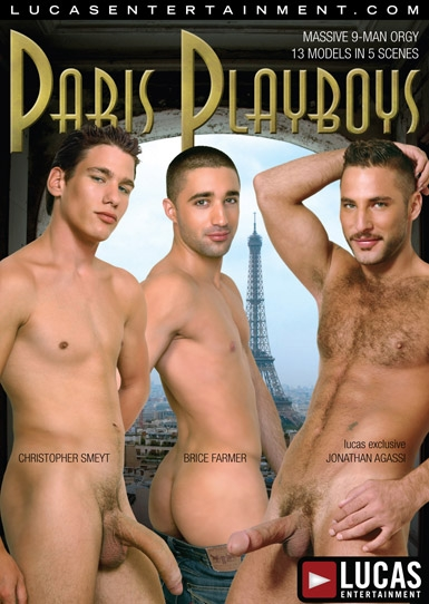 Paris Playboys Front Cover