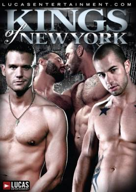 Kings of New York Front Cover
