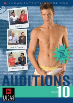 Auditions 10: Ben Andrews Front Cover