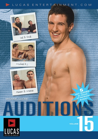 Auditions 15 Front Cover