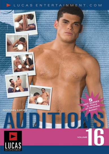 Auditions 16 Front Cover