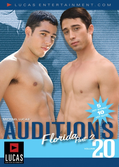 Auditions 20: Florida, Part 2 Front Cover