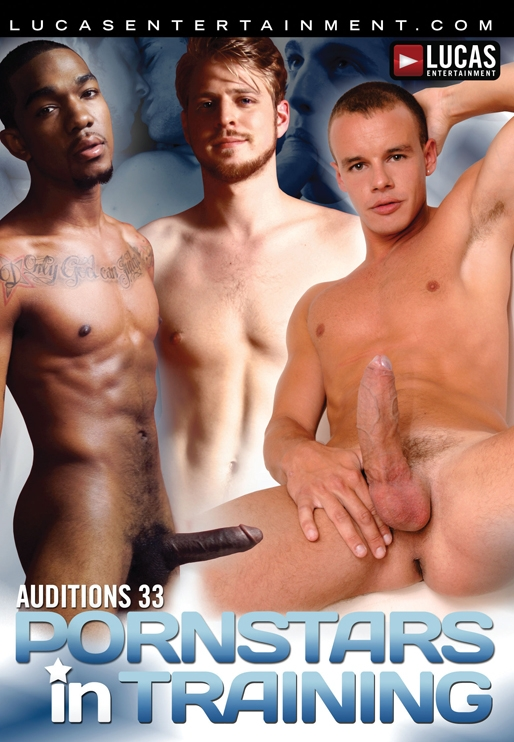 Auditions 33: Pornstars in Training Front Cover