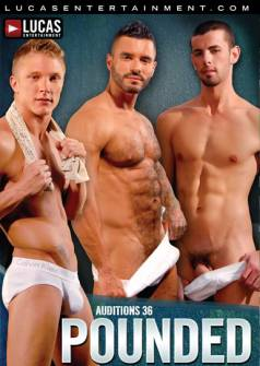Auditions 36: Pounded Front Cover