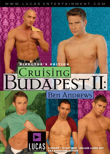 Cruising Budapest II: Ben Andrews Front Cover
