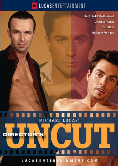 Director's Uncut Front Cover