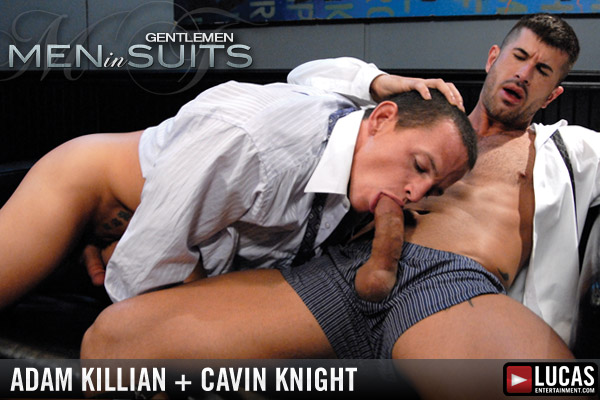 Adam killian cavin knight 9