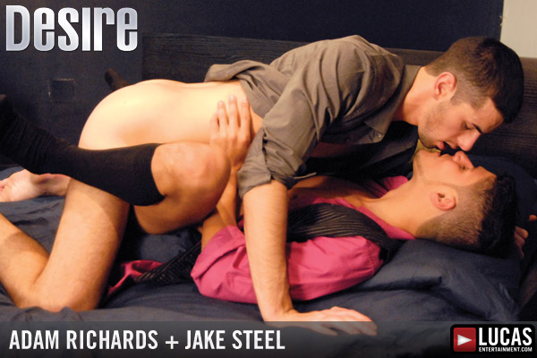 Adam richards jake steel 1
