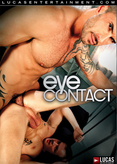 Eye Contact Front Cover