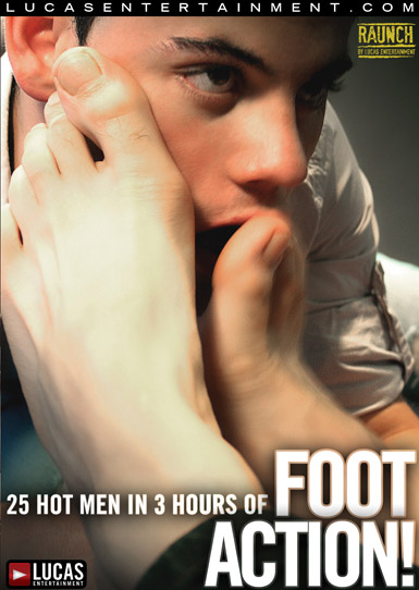 FOOT ACTION! Front Cover