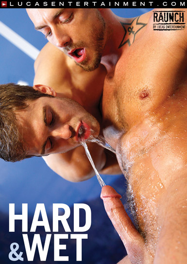 HARD & WET Front Cover