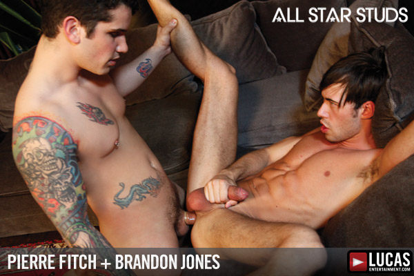Brandon jones pierre fitch 10