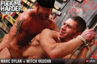Marc dylan roughly hammered by mitch vaughn