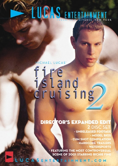 Fire Island Cruising 2 Front Cover