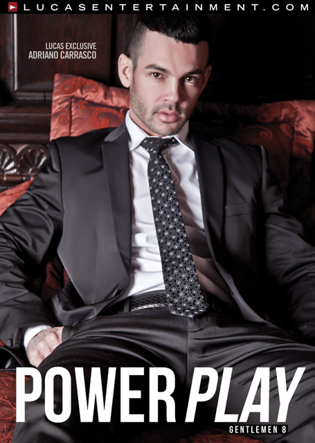 Gentlemen 08: Power Play Front Cover