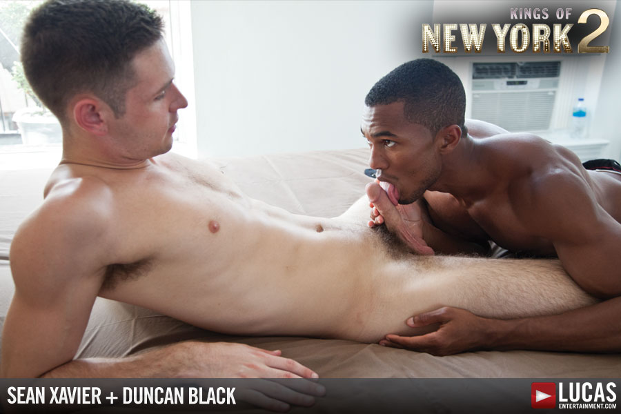 New york black gay porno