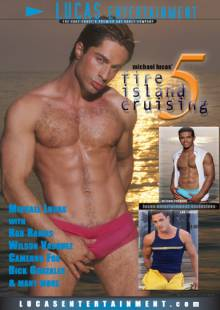 Fire Island Cruising 5 Front Cover