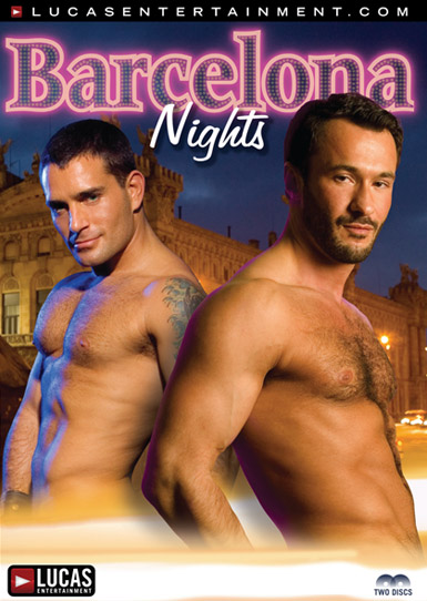 Barcelona Nights Front Cover