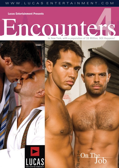 Encounters 4: On the Job Front Cover