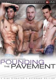 Pounding the Pavement Front Cover