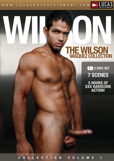 The Wilson Vasquez Collection Front Cover