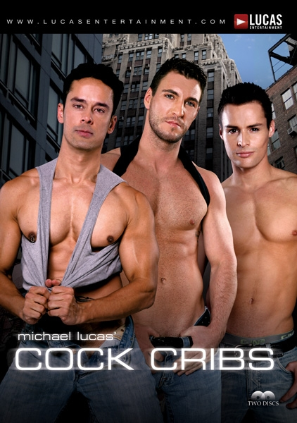 Cock Cribs Front Cover