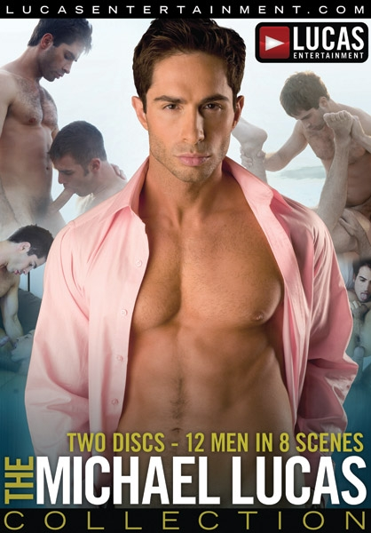 The Michael Lucas Collection (Vol. 1) Front Cover