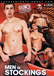 Men in Stockings Front Cover