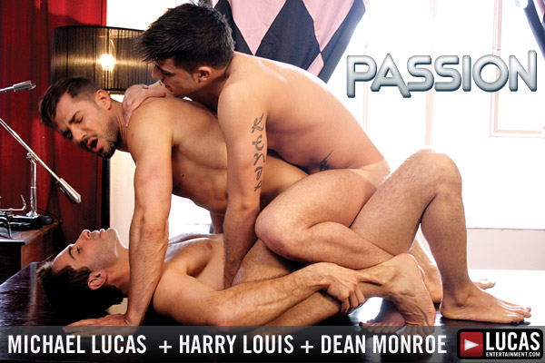 Michael lucas harry louis dean monroe 2