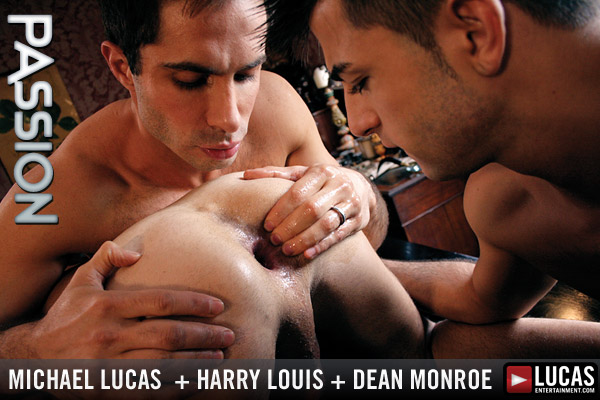 Michael lucas harry louis dean monroe 4