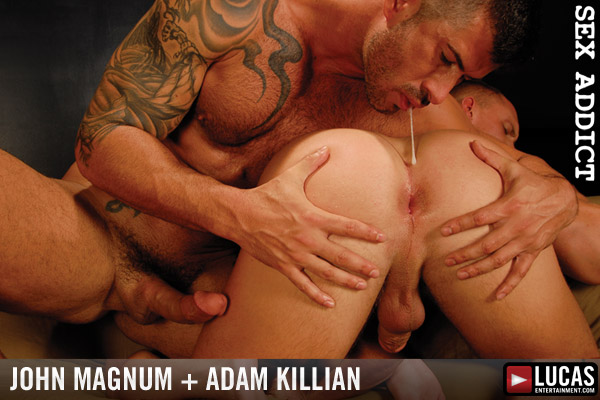 John magnum adam killian 11