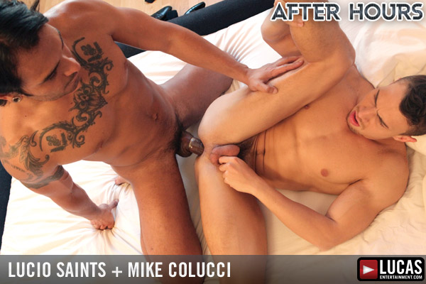 Lucio saints mike colucci 1
