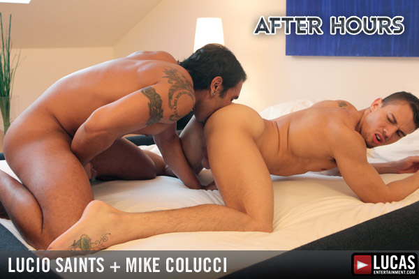 Lucio saints mike colucci 2