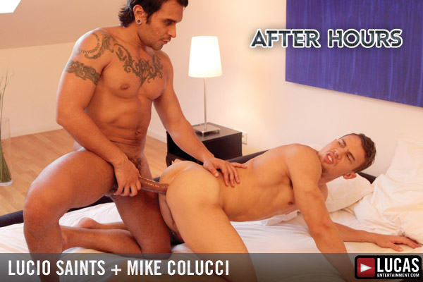 Lucio saints mike colucci 3