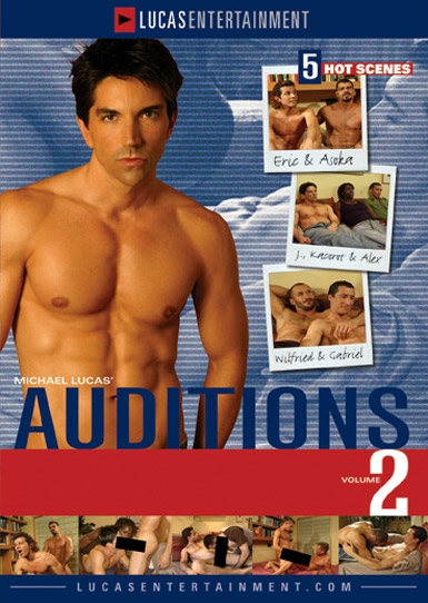 Auditions 02 Front Cover